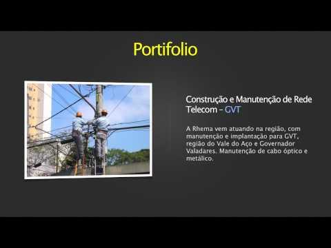 Apresentação Rhema Telecom