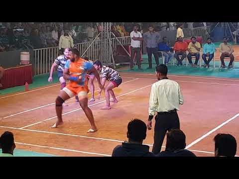 MAHAVITARAN VS CENTRAL BANK KABADDI MATCH(THANE MAHAPOR CHASAK)2018..PART 2