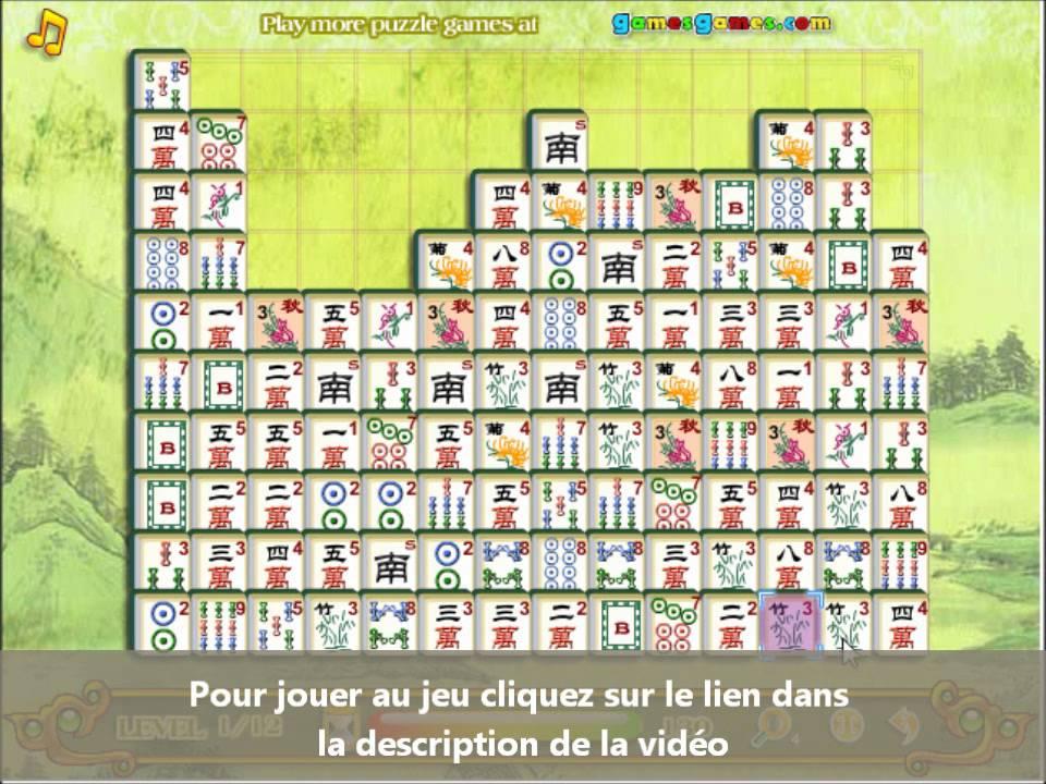 Mahjong Shan