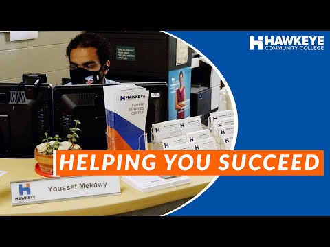 Hawkeye Community College - Helping You Succeed
