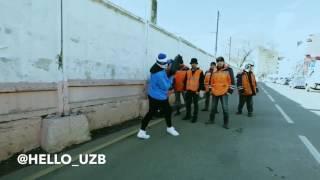 Грибы-Тает лёд  Узбекская версия