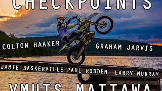 Graham Jarvis and Colton Haaker Ride VMUTS in Ontario, Canada