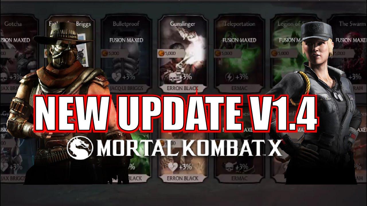 Mortal kombat x обновление [PUNIQRANDLINE-(au-dating-names.txt) 51