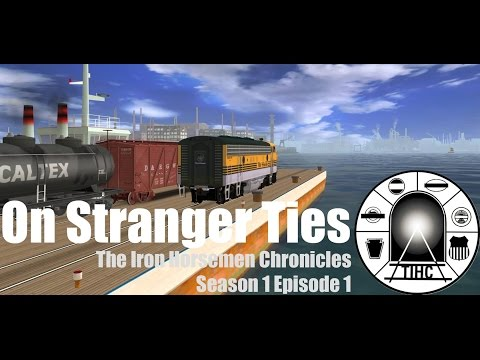 TIHC: On Stranger Ties