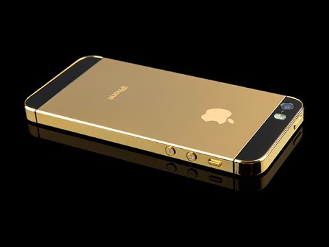 iPhone 5s Unboxing (Gold Edition) 64GB | 4G LTE | 1080p HD ...Iphone 5s Champagne Gold Unboxing