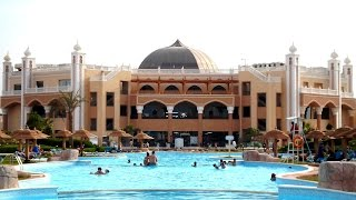 5 Star Hotel Jasmine Palace Resort - 690 Rooms And Suites - Hurghada, Egypt