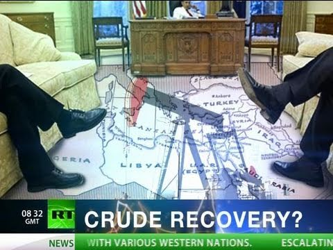 CrossTalk: The Curse of Oil (ft. William Engdahl)