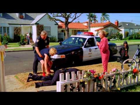 Erik Fellows in the film  American Cowslip  with Val Kilmer, Peter Falk , Cloris Leachman