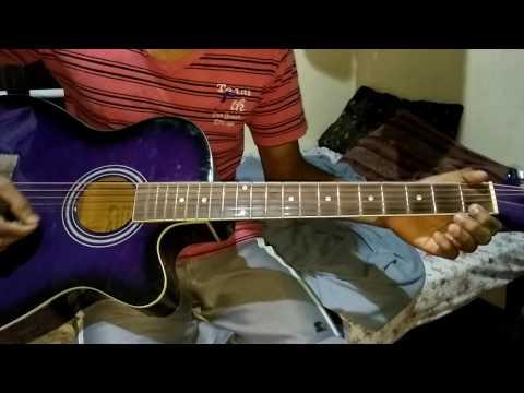 Chennai express theme song in guitar