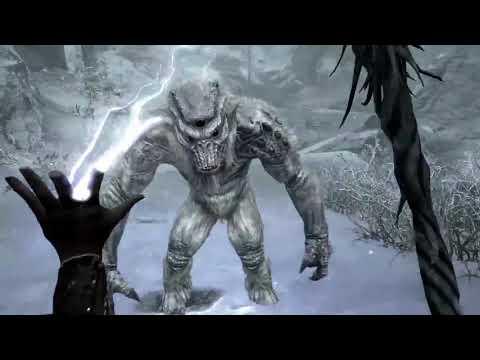 THE ELDER SCROLLS V: Skyrim VR (2018) Lanzamiento (Tráiler Official PC 2018)