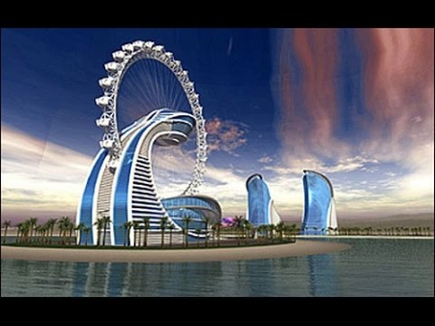 Top 10 futuristic concept hotels amazing hotel concepts for Hotel concepts