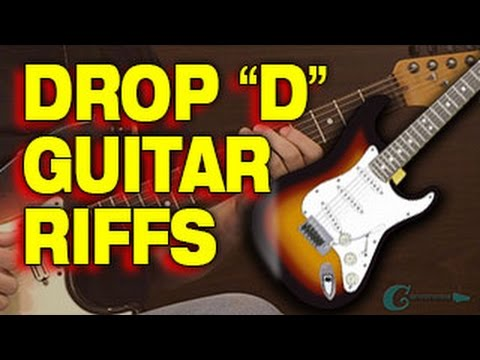 "COMPOSING: ""Drop D"" Guitar Riffs"