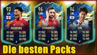 Die besten PREMIER LEAGUE TOTS PACKS & PLAYER PICKS | FIFA 21 Highlights Deutsch