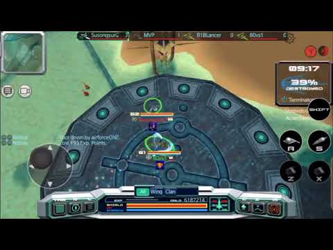 AstroN - IOS/Android Version - Acron Invade VS Shrewdo #6