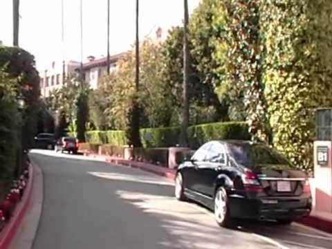 A Tour Of The Beverly Hills Hotel And Bungalows