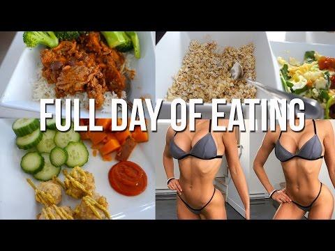 FULL DAY OF EATING   BIKINI COMPETITOR PREP Mp3