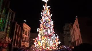 20180103 1820イルミネーションクリスマスツリー