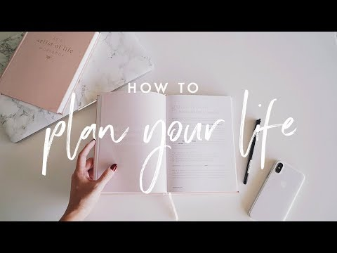 How to Plan Your Life (Interactive Exercise)