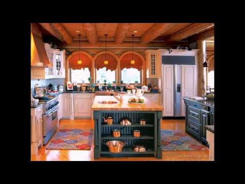 Small Log Cabin Kitchen Designs Interior Decorating House Photos Gallery