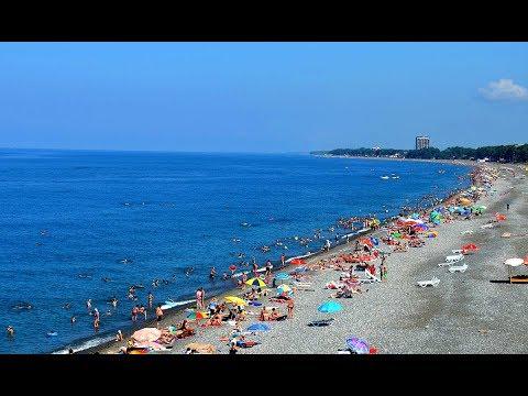 грузия кобулети фото пляжа