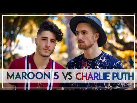 Maroon 5 VS Charlie Puth MASHUP!! ft. Fly By Midnight