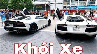 Đi Car Show Ở Houston Lamborghini Số 1
