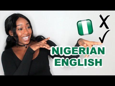 Nigerian English