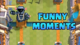 Funny Moments, Glitches, Fails & Wins Compilation | Clash Royale Montage #12