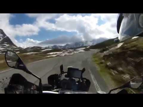 Los Alpes y Dolomitas en moto 2014