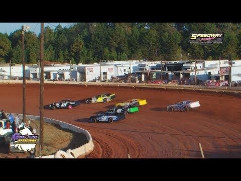Cherokee Speedway Crate Sportsman Main Event Nov  18, 2018