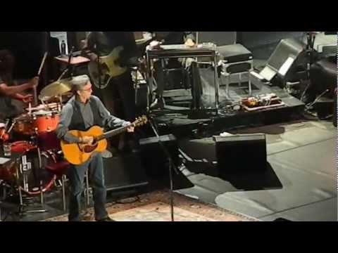 Eric Clapton: Hello Old Friend Charlotte NC April 2 2013