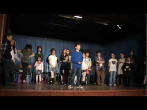 Tiyatroterapi Onur Akçay  Dünya Tiyatro Günü Kutlaması 2013