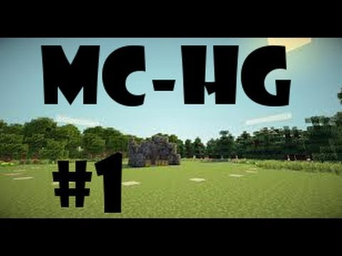 Minecraft MC-HG Episode 1