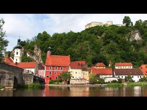 WALKING IN BAVARIA DVD (Footloose Series) travel guide video - includes Neuschwanstein