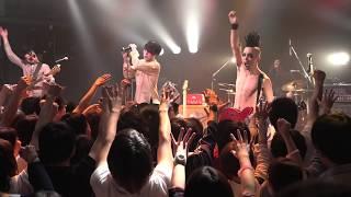 挫・人間「下川最強伝説」(Live Ver. 2016.10/28 shibuya WWW)