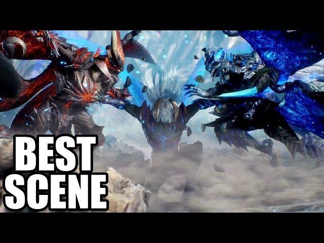 DEVIL MAY CRY 5 - Best Scene / Nero Devil Trigger Scene