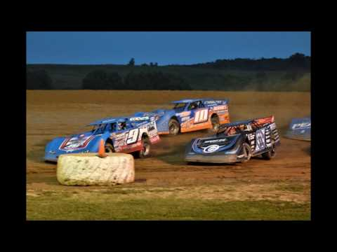 7-3-2017 Lucas Oil Dirt Late Models @ Muskinum County Speedway