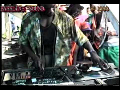 BERBICE,GUYANA BASSLINE SOUND IN 93