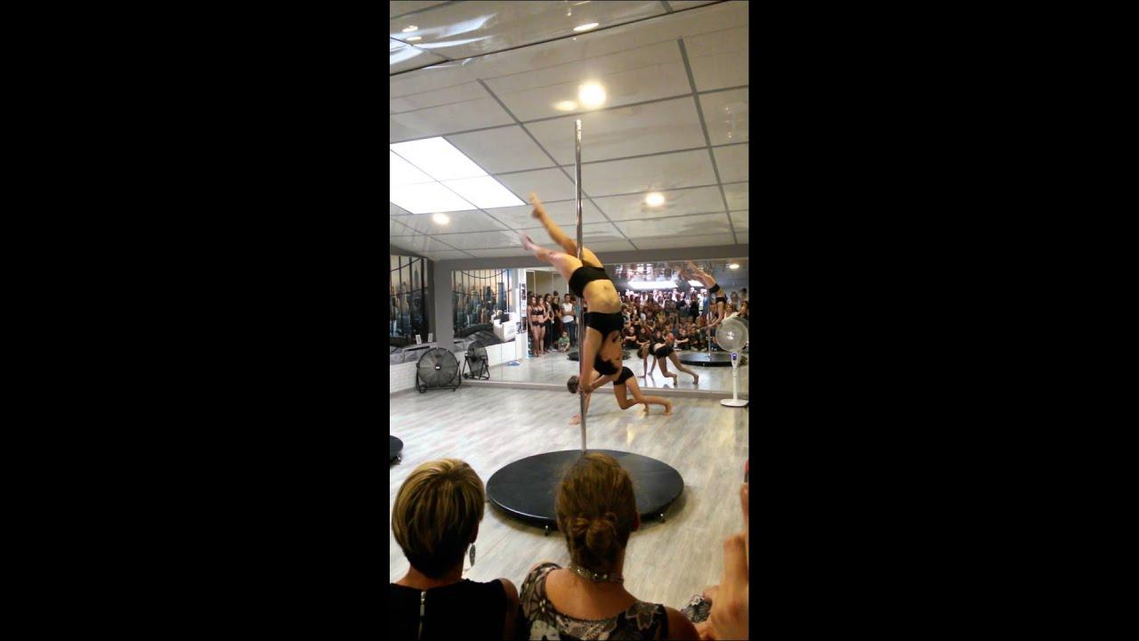 pole dance a pau