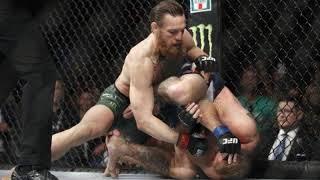 Жёсткие нокауты в MMA, лучшие нокауты января 2020 года: Макгрегор — Серроне, Жустину