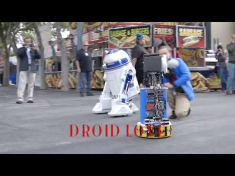 Droid Love: R2D2 Meets RoCo (U.S. Department of Energy)