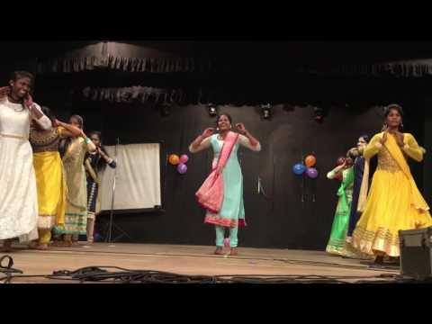 Christian Song Dance--Aashiq Tera by Emmanuel Gollar--Dance Performance