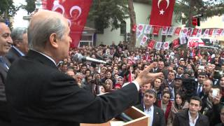 #DevletBahçeli : Sabırlı olursan anlatacam...!