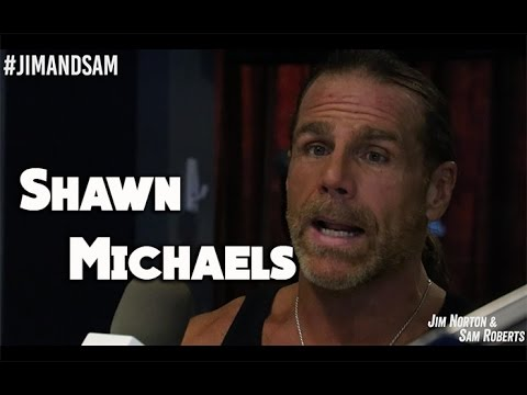 Shawn Michaels - AJ Styles, Another Match, NXT, Reputation - Jim Norton & Sam Roberts
