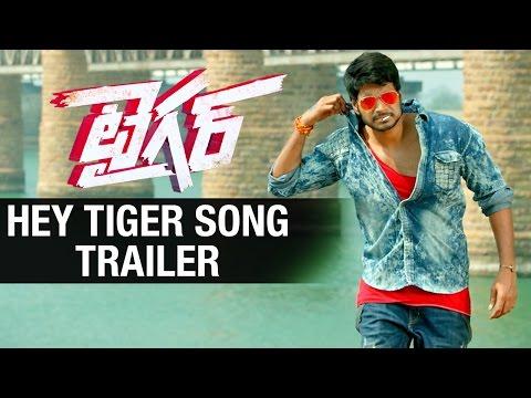 Tiger Movie | Hey Tiger Song Trailer | Sundeep Kishan | Rahul Ravindran | Seerat Kapoor