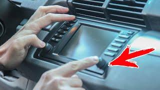 Qanday X5 E53 osilib BMW radio modul uchun qayta yoqing