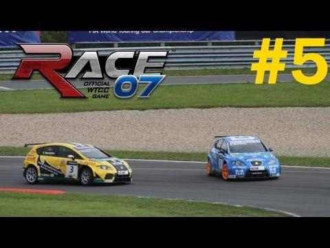 RACE 07 WTCC Multiclass RND 5: Laguna Seca |