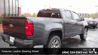 "2015 Chevrolet Colorado 4WD Crew Cab 128.3"" Z71 4x4 Truck..."