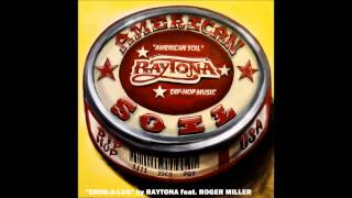 """""""Chug A Lug"""" by RAYTONA featuring ROGER MILLER (CountryHipHop / DipHop)"""
