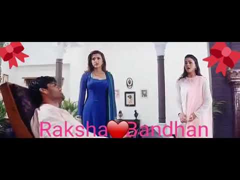 Raksha bandhan bhai bahan special (Sunil shetty krodh movie song)Amit mp4